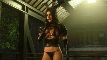 """Resident Evil 3 """"Джилл сексуальный кролик"""""""