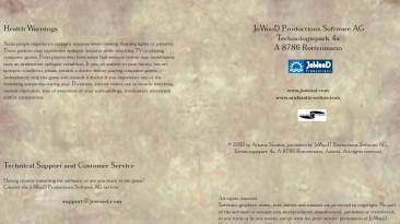 "Arx Fatalis ""Manual v1.18 (Eng - pdf)"""