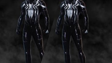 "Spider-Man: Shattered Dimensions ""Том Холланд Черный Костюм 2018"""