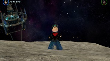 "LEGO Batman 3: Beyond Gotham ""Young Justice - Superboy Skin"""