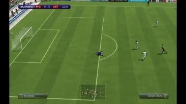 """FIFA 14 """"Смешные моменты, красивые голы, открытие паков с PandaFX """""""