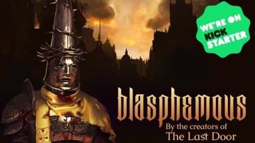 Мрачный боевик Blasphemous стал самой успешной игрой от испанской студии в сервисе Kickstarter
