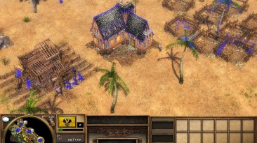 """Age Of Empires 3: The Asian Dynasties """"Карта - Desert Flood"""""""