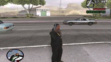 "Grand Theft Auto: San Andreas ""Beretta M9"""
