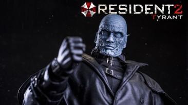 Анонсирована фигурка Тирана из ремейка Resident Evil 2