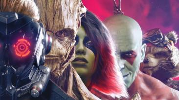 Guardians Of The Galaxy достигла почти 10 000 одновременных игроков в Steam