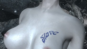 """Skyrim SE """"Татуировки для рабов"""""""