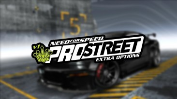 "Need for Speed ProStreet ""Extra Options - v1.0.0.1339 (Build 1; Rev.00 Hotfix)"""