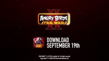 "ANGRY BIRDS Star Wars 2 ""Трейлер персонажей"""