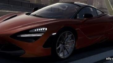 "Shift 2: Unleashed ""McLaren 720S (2018)"""