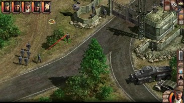 Геймплейный трейлер Commandos 2 HD Remaster и Praetorians HD Remaster