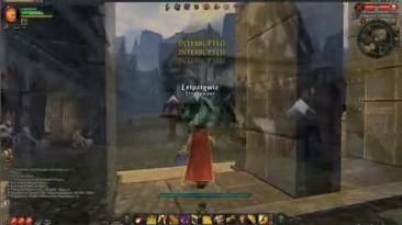 "Warhammer Online ""GC 2008: Character Customization"""