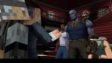 "Grand Theft Auto: Vice City ""Thanos"""