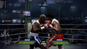 Fight Night Round 4 - тест игры на эмуляторе PS3 в 4K