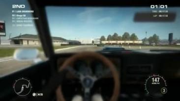 В PC-версии GRID 2 скоро появится вид из кабины