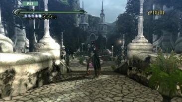 Bayonetta - Сравнение PC 4K vs. PS3 vs. PC 1080p (Candyland)