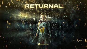 Returnal ушла на золото