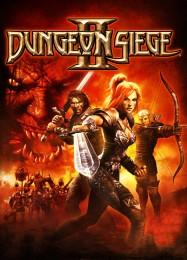 Обложка игры Dungeon Siege 2