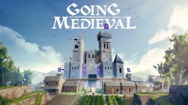 Средневековая стратегия Going Medieval оказалась весьма успешной