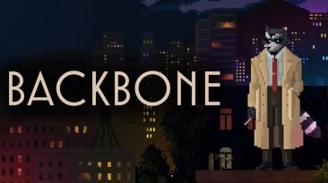 Нуар-детектив Backbone нашел издателя. Релиз в 2021