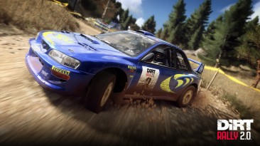 DiRT Rally 2.0 - Скриншоты Colin McRae: FLAT OUT Pack