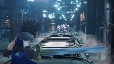 Бесплатная, но с одним с условием: Появилась новая информация о ролевой игре Final Fantasy VII: Ever Crisis
