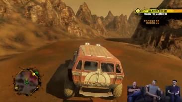 Геймплей Switch-версии Red Faction Guerrilla