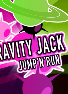 Gravity jack: Jump and Run