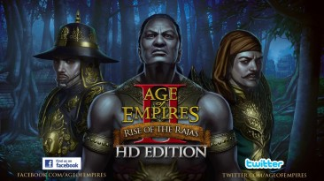 Вышло дополнение Age of Empires II HD: Rise of the Rajas