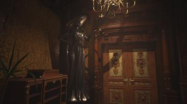 "Resident Evil: Village ""Леди Димитреску заменяет доспехи"""