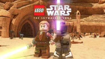 LEGO Star Wars: The Skywalker Saga перенесена на неопределённый срок