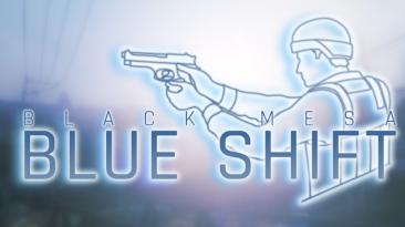 "Black Mesa: Blue Shift ""Главы 1-2"""