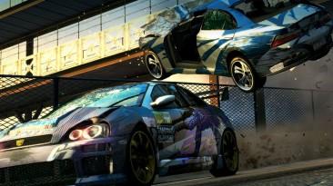 Доступно 40-минутное геймплейное видео ремастера Burnout Paradise c Xbox One X