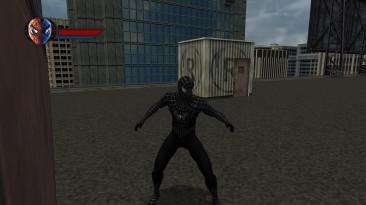 "Spider-Man: The Movie Game ""The Movie Black Suit"""