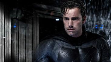 Бен Аффлек снова Темный Рыцарь в киновселенной DC