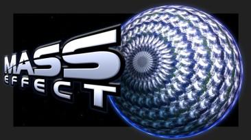 На стартовом экране первой Mass Effect нашли полосу препятствий