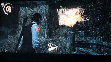 """The Evil Within """"Секрет карты получение бонусного оружия + немного геймплея"""""""