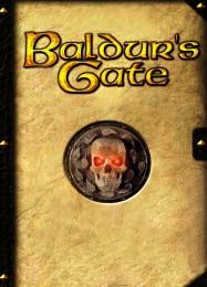 Обложка игры Baldur's Gate