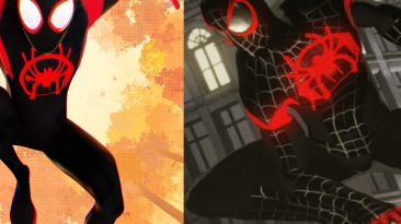 "Spider-Man: Shattered Dimensions ""Майлз Моралес в мире Нуара"""