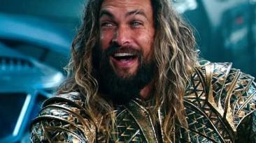 """Джейсам Момоа заверяет, что """"Аквамен 2"""" - это сиквел без тормозов"""