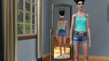 """The Sims 3 """"Рога"""""""