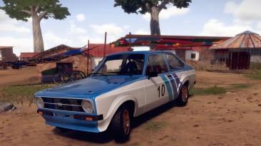 WRC 10 - После патча первого дня из игры пропал автомобиль Ford Escort MK2