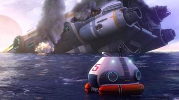 Subnautica: Сохранение/SaveGame (База рядом с Авророй, режим выживания)