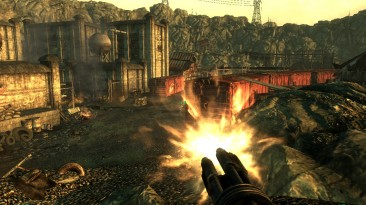 "Fallout 3 ""Модификация Improved Sound FX"""