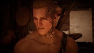 "Assassin's Creed: Valhalla ""Реплейсер лицевых тату"""