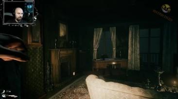 The Beast Inside прохождение #4. Гостиница, полная призраков. Страшная игра - хоррор.