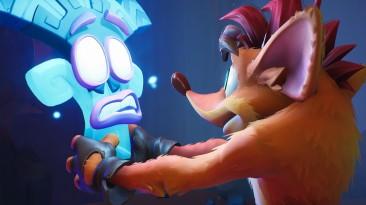 PlayStation 5 и Crash Bandicoot 4: It's About Time. Что нового?