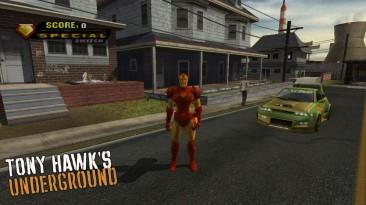 Человек-глаз, Рука и Шрек: самые адовые скейтеры из серии Tony Hawk