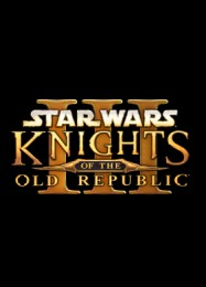 Обложка игры Star Wars: Knights of the Old Republic 3