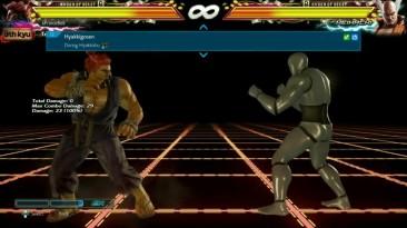 Сравнение Боевых приёмов персонажа Akuma из игр tekken 7 и street fighter 5